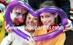 Balloon Entertainment in London