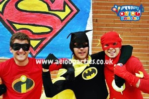 best Spiderman themed parties for kids in London