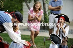 Pirate Party for Kids London