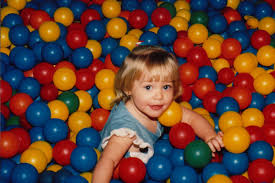 ball pools kids toddlers